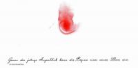 """Kunstkarte """"Augenblick"""" aus dem EuropaklosterGut Aich"""
