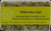 Pfefferminz-Seife aus der Abtei St. Severin