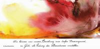 """Kunstkarte """"Beziehung"""" aus dem Europakloster Gut Aich"""