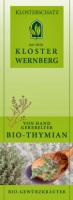 Bio Thymian aus dem Kloster Wernberg