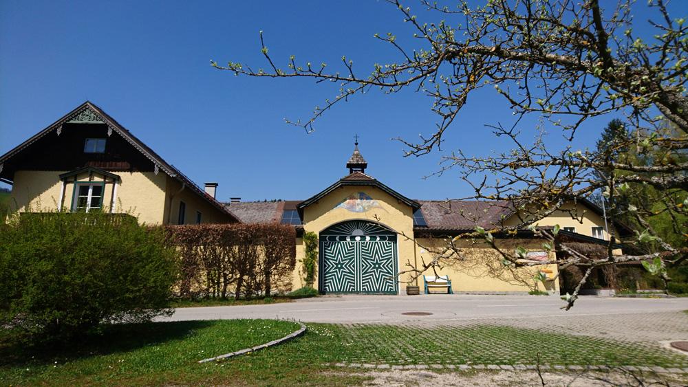 Europakloster Gut Aich in St. Gilgen