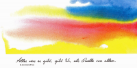 "Kunstkarte ""Quelle"" aus dem Europakloster Gut Aich"