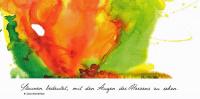 "Kunstkarte ""Staunen"" aus dem Europakloster Gut Aich"