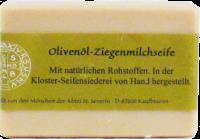 Olivenöl-Ziegenmilchseife aus St. Severin