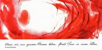"Kunstkarte ""Herz"" aus dem Europakloster Gut Aich"